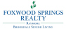 Foxwood Springs Realty